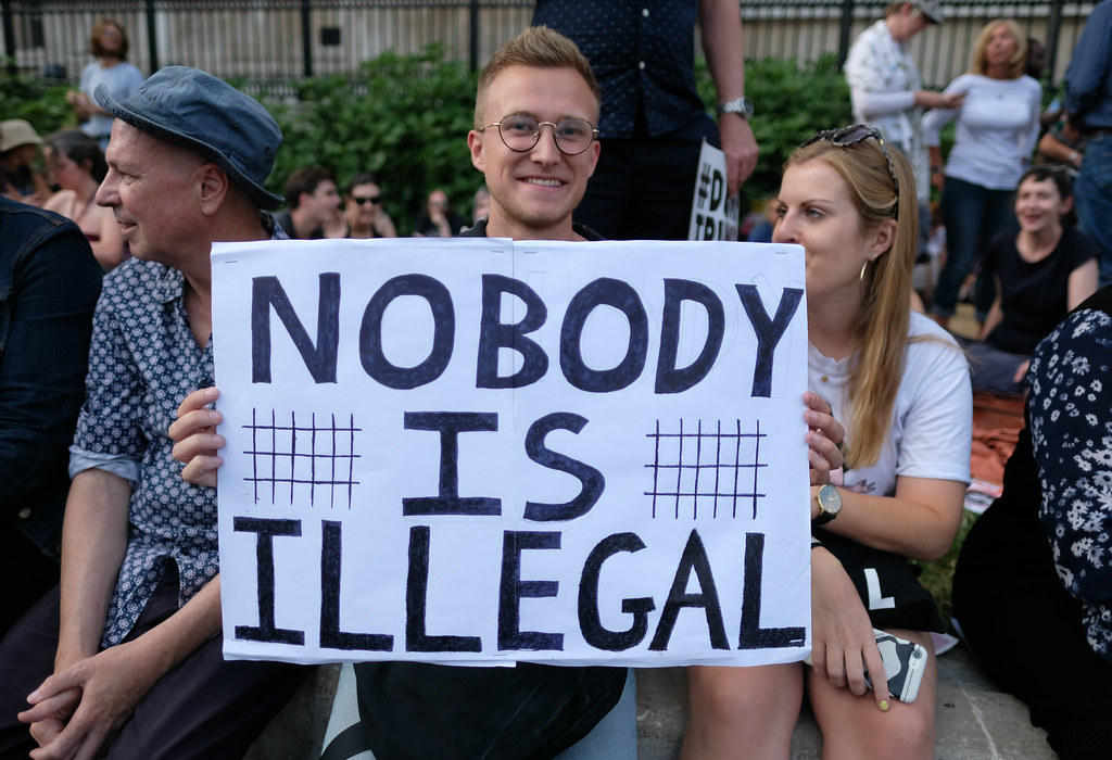 Nobody is Illegal !