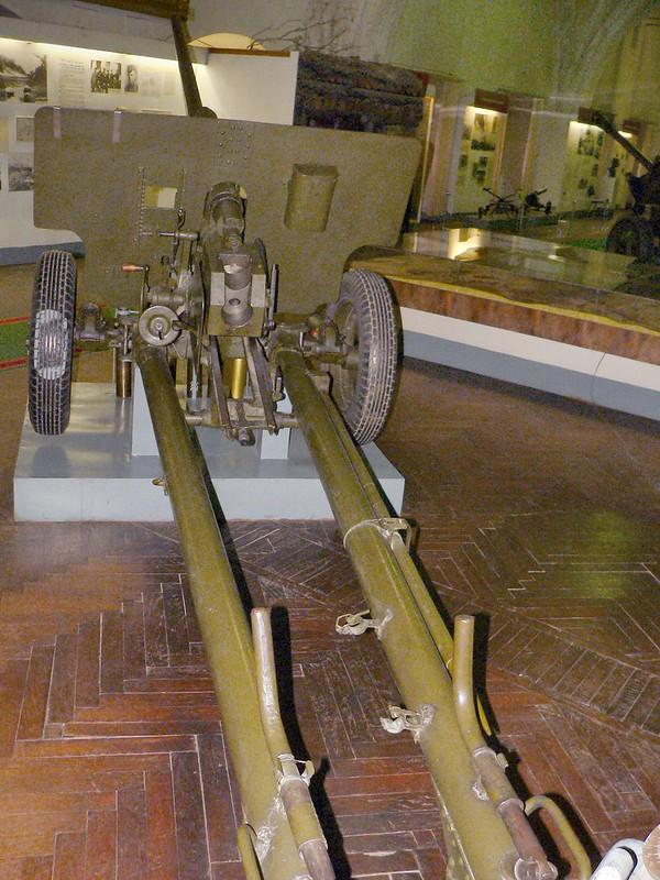 57毫米癌-2枪国防部。1943年5