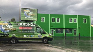Miami Mold Specialist in Expansion Mode, Acquires New Building in South Beach | by MiamiMoldSpecialist
