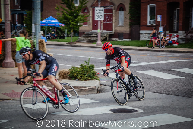 2018 St. Louis Classic Bicycle Race - The Grove Criterium