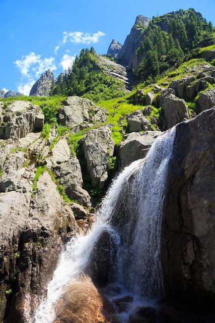 Un Sentiero d'Acqua