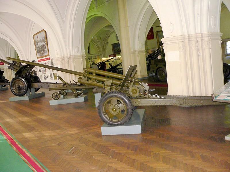 57毫米癌-2枪国防部。1941年5