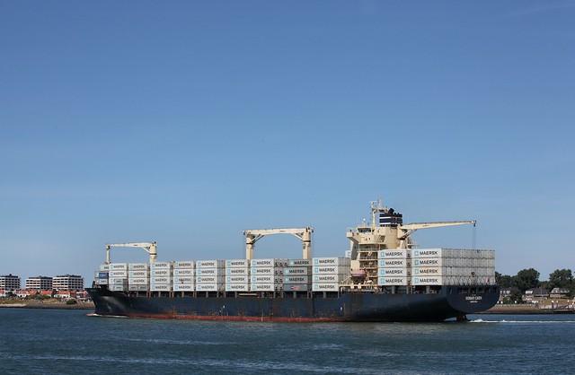 4830 Containerschip Bomar Caen Hvh 05-08-2018