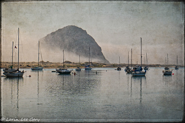 At Rest in Fog: Harbor Series 32