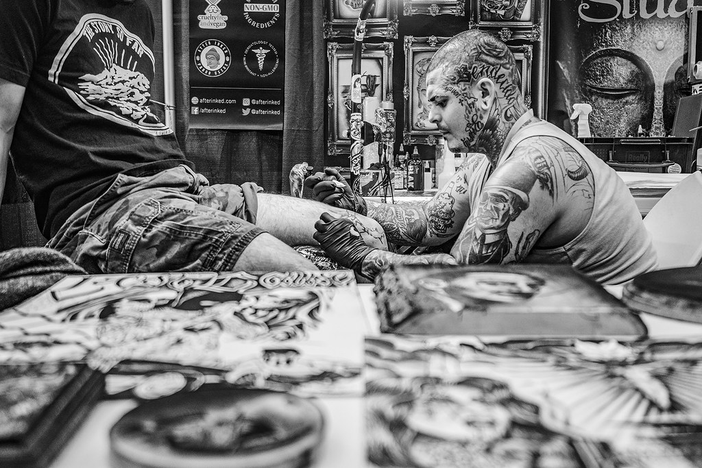 South Florida Tattoo Expo | Images from the 23rd Annual Sout… | Flickr