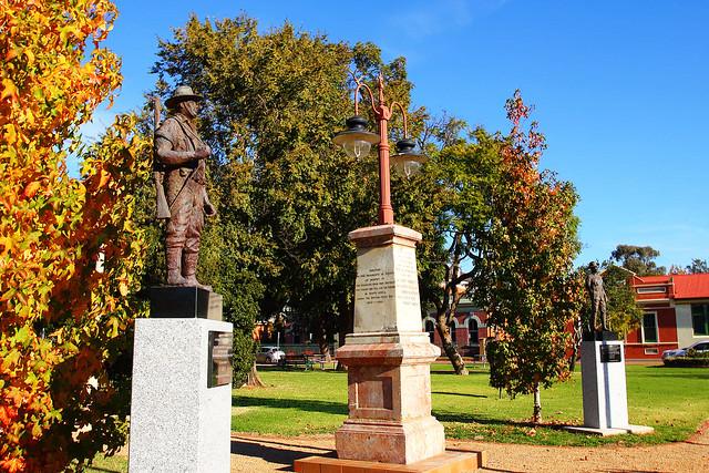 Forbes War Memorial