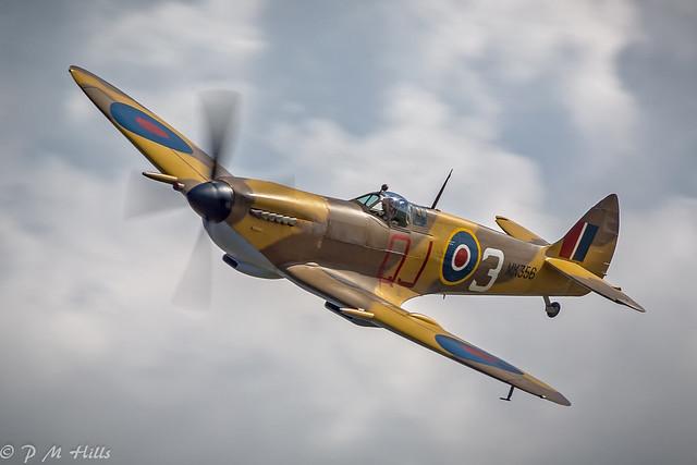 Supermarine Spitfire MK356
