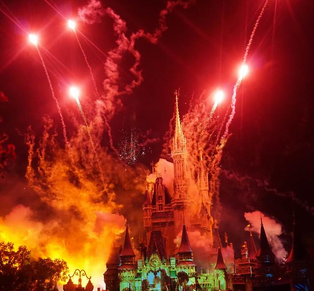 Magic Kingdom Night Show