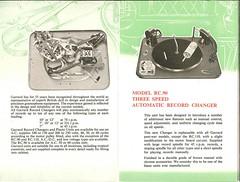Garrard Brochure 1953 a