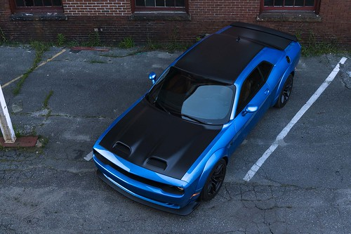 2019 Dodge Challenger SRT Hellcat Redeye Widebody Photo