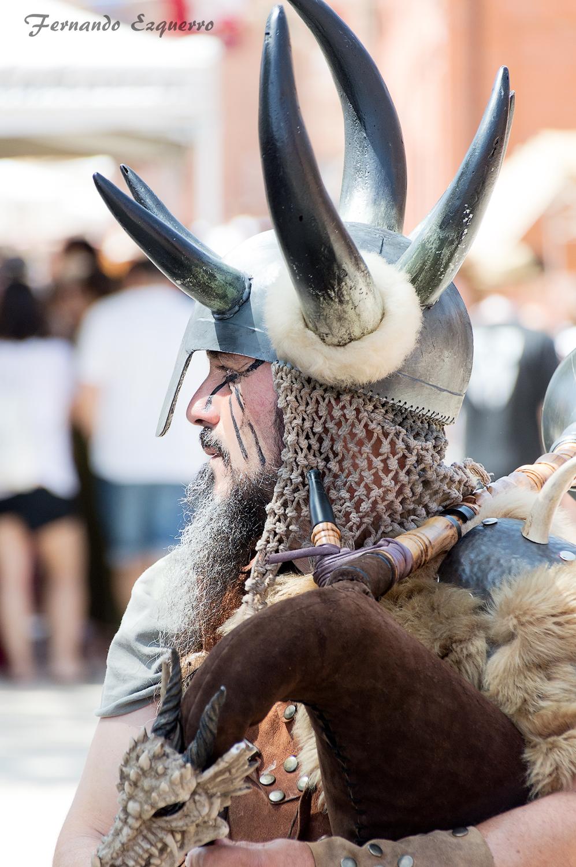 Barzonia en el VI Mercado Medieval de Peracense