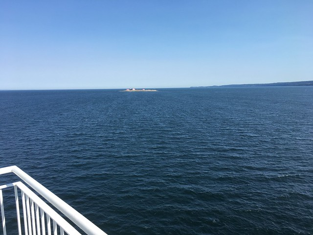 BC Ferries, Nanaimo - Tsawwassen, BC. Canada