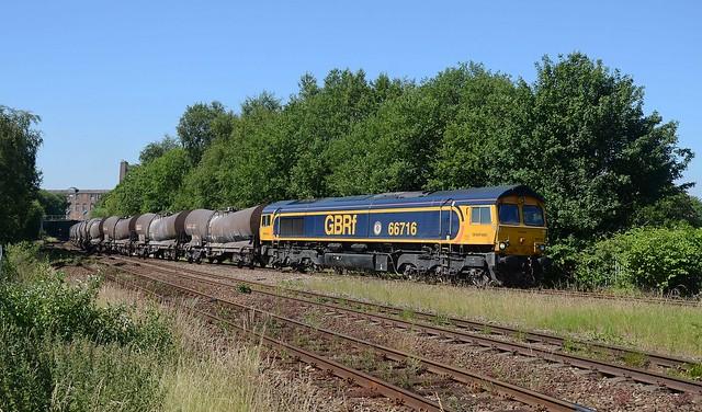 66716 Daisyfield junction
