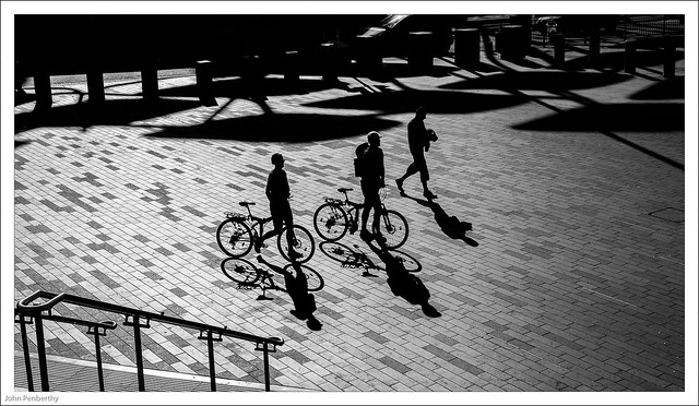 Three Shadows 217/365 (Explored, thanks)
