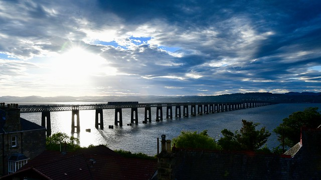 Crossing the Tay