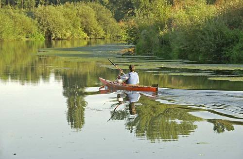 nature river lippe sports canoe paddle kajak kayak seakayak seekajak