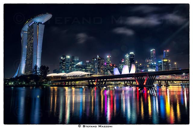 The magic of Singapore