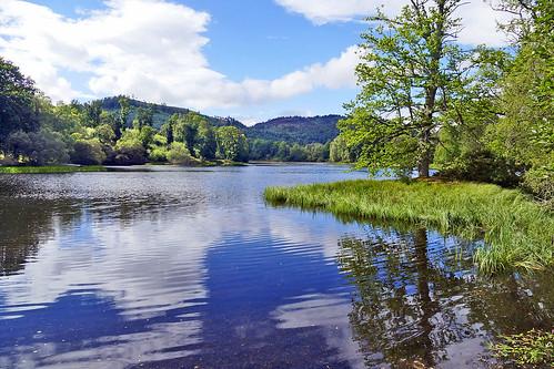 ericrobbniven scotland loch staredam perthshire landscape