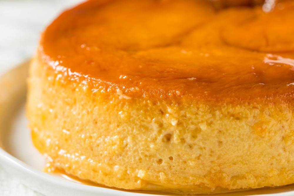 ... Sweet Homemade Spanish Flan Dessert | by brent.hofacker