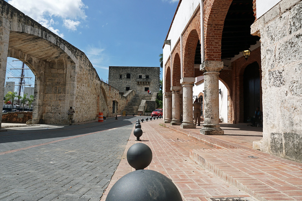 Museo Naval de las Atarazanas Reales, Ciudad Colonial Santo Domingo