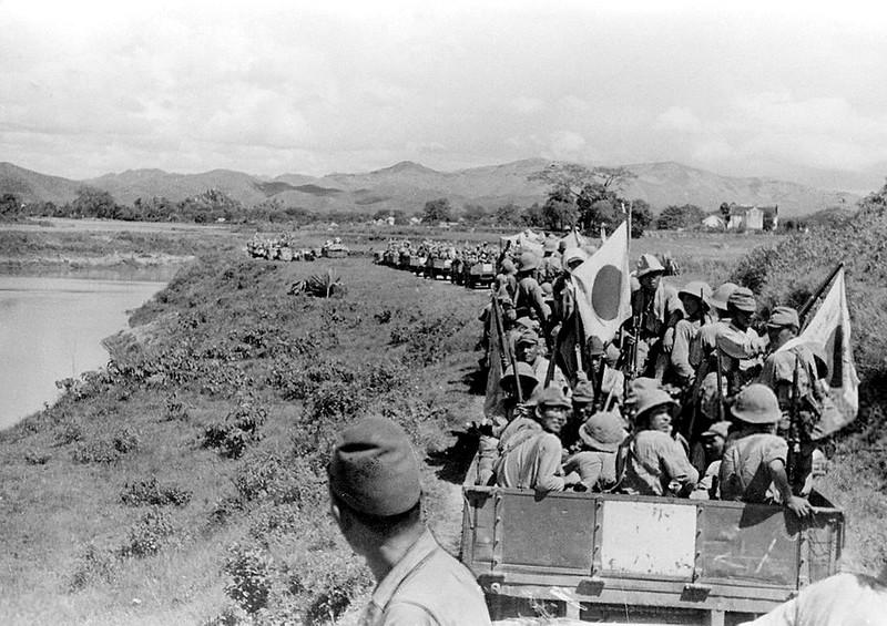 1940 Quân Nhật tiến vào Lạng Sơn