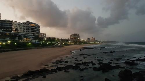 umhlanga durban southafrica south africa coastline umhlangacoastline coastlines sea water ocean coast coastal sun sunset sunsets beach