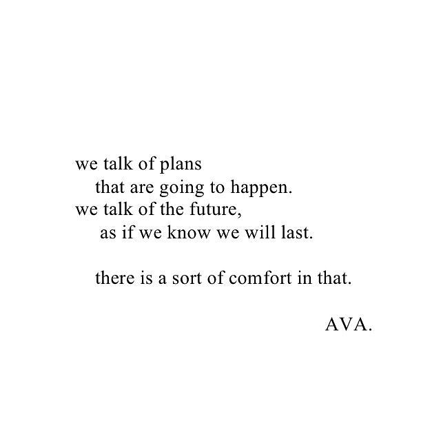 Soulmate And Love Quotes: Soulmate Quotes : AVA  #poetry