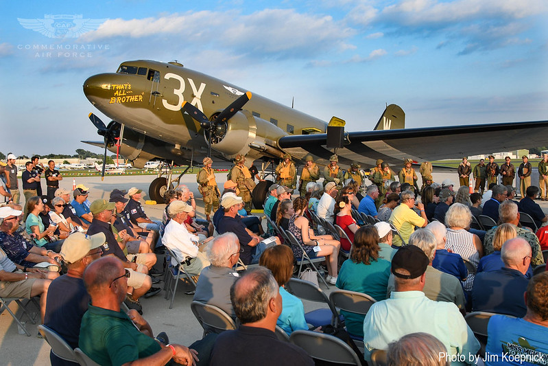 Looking back at EAA AirVenture 2018