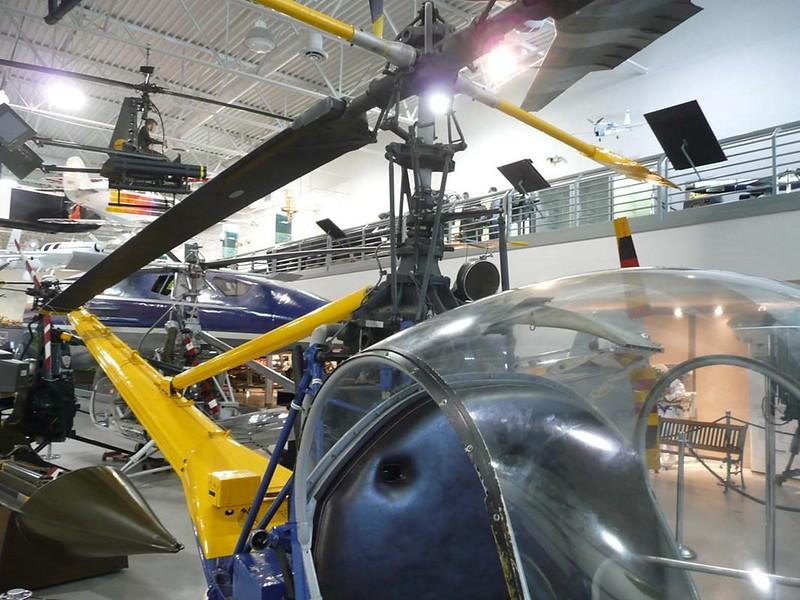 Hiller 360-OH-23 Raven 5