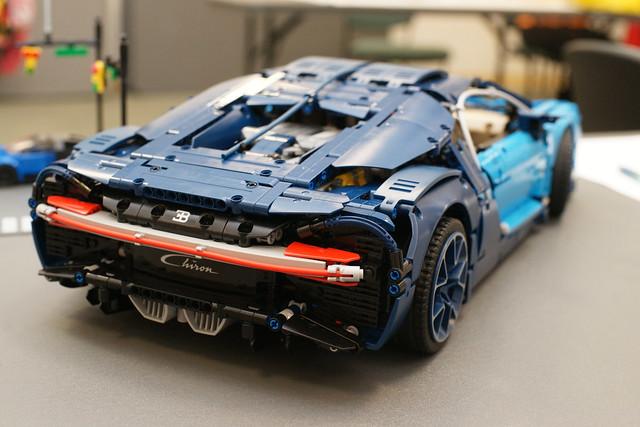 Bugatti Chiron: LEGO® set