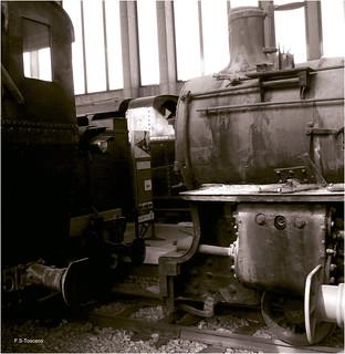 Museo del Ferrocarril 4. Rail Way Museum 4. Ponferrada.