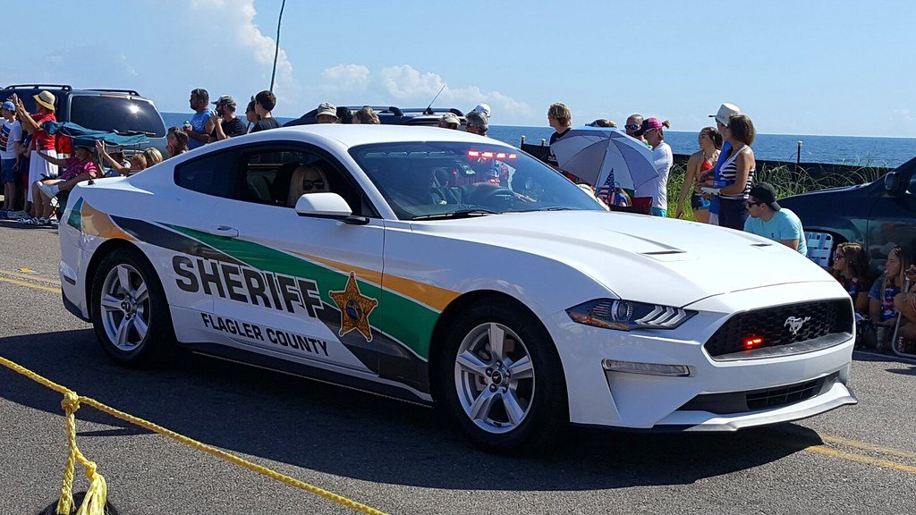Flagler County Sheriff's Office (FCSO) 2018 Ford Mustang