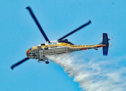 Porter Ranch Brush Fire Quickly Stopped | by LAFD