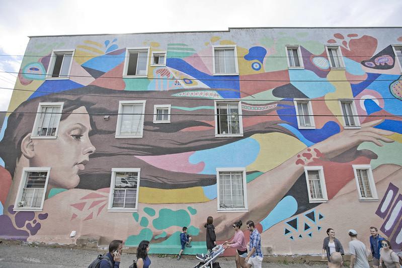 Vancouver Mural Festival 2018