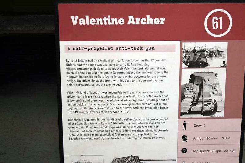 Valentine Archer 2