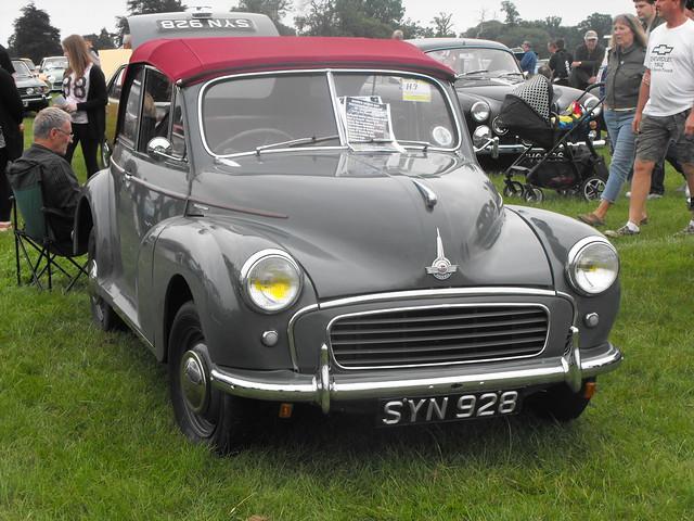 Morris Minor - SYN 928 (1)