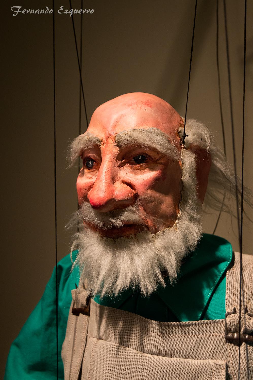 Marionetas de Helena Millán
