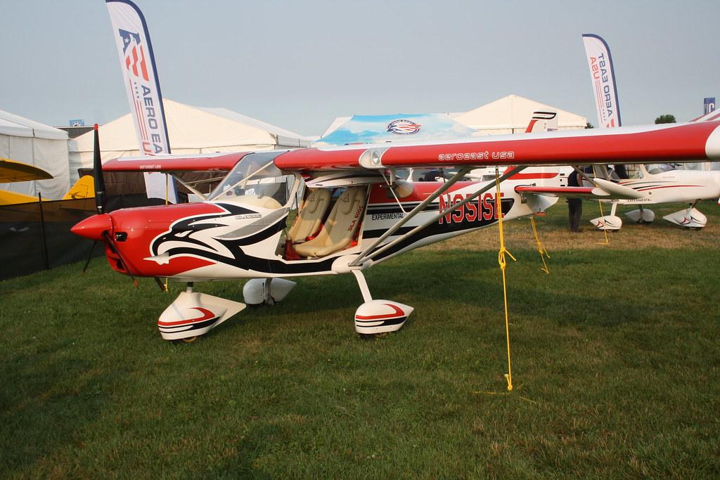 N951SE Aero-East-Europe SILA 600C [150203-AE] Oshkosh 2407