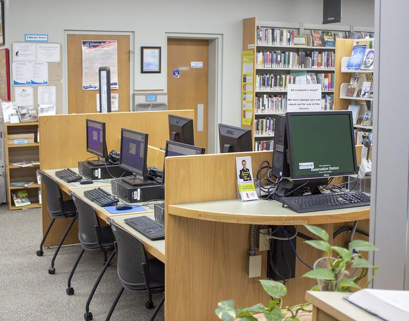 Public computers