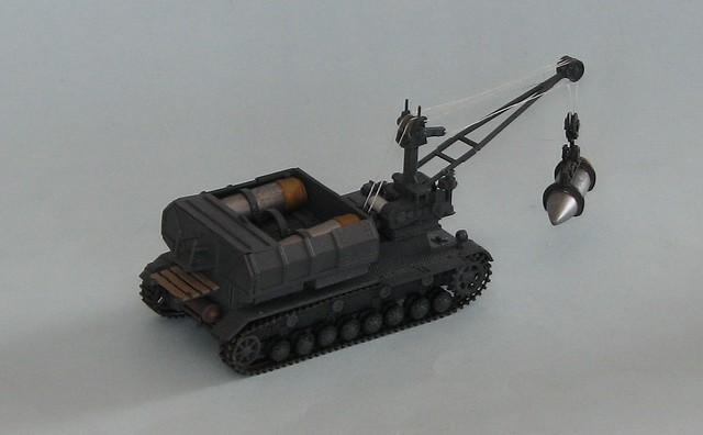 Munitionspanzer IV