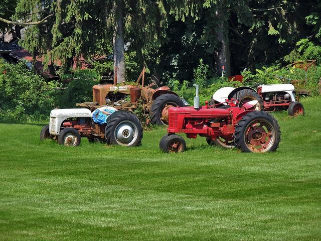 Ford/Farmall Tractors