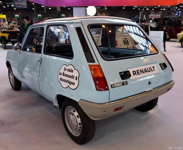 Renault 5 L électrique