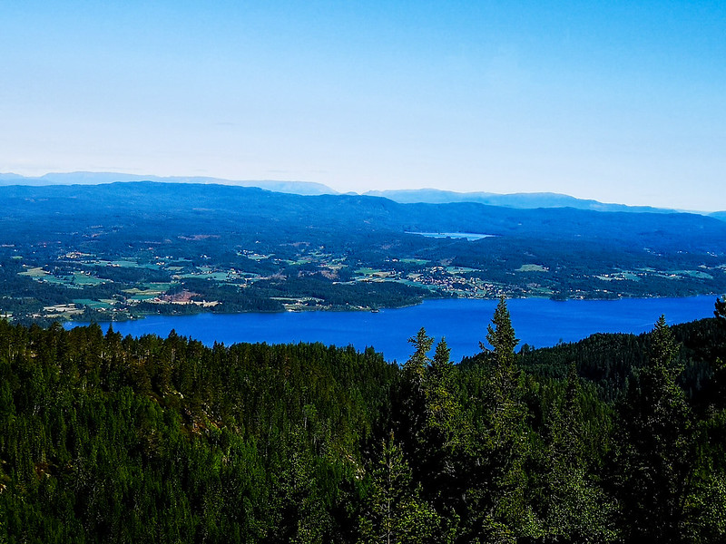10-Utsikt mot Tyrifjorden fra Vestre Gudbrandstjernsåsen