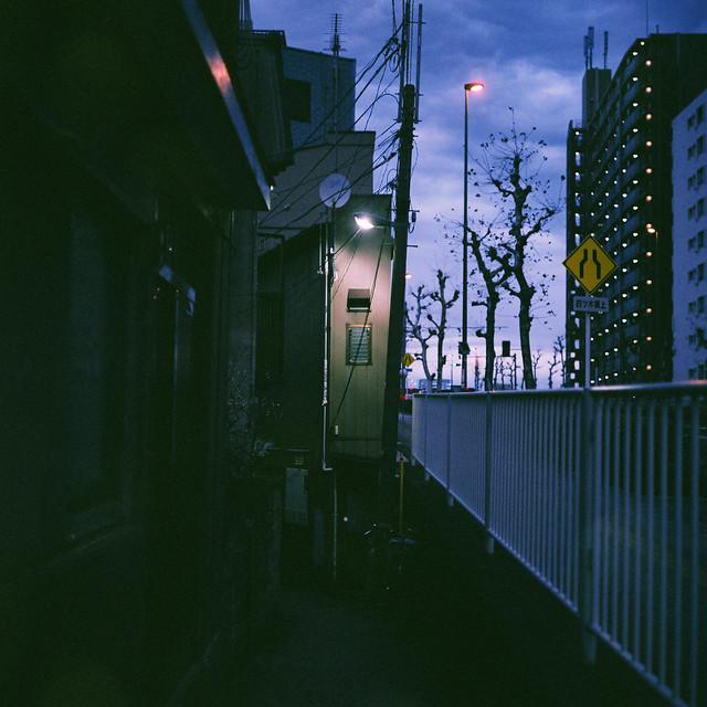 夜のとばりと京島玉ノ井 16