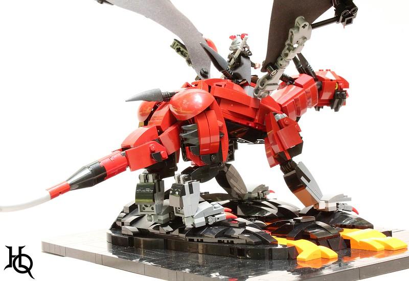 Moto the Fire Dragon