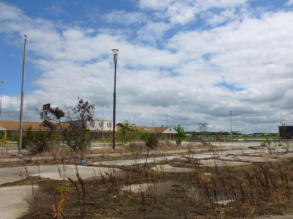 former L&K Restaurant & Motel, Koogle Rd, Mansfield, OH (7