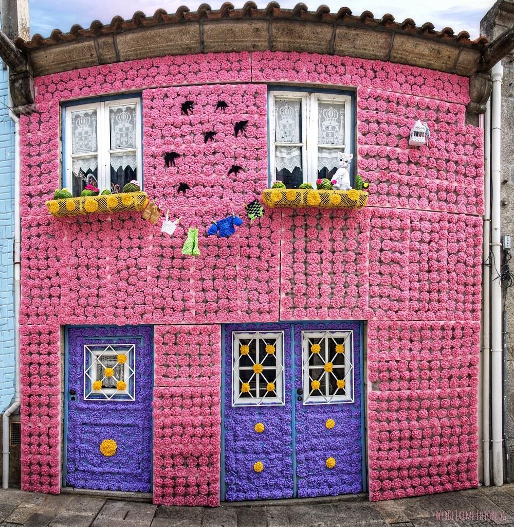 Crochet House Crochet En Vila Nova De Cerveira Jaime López Flickr