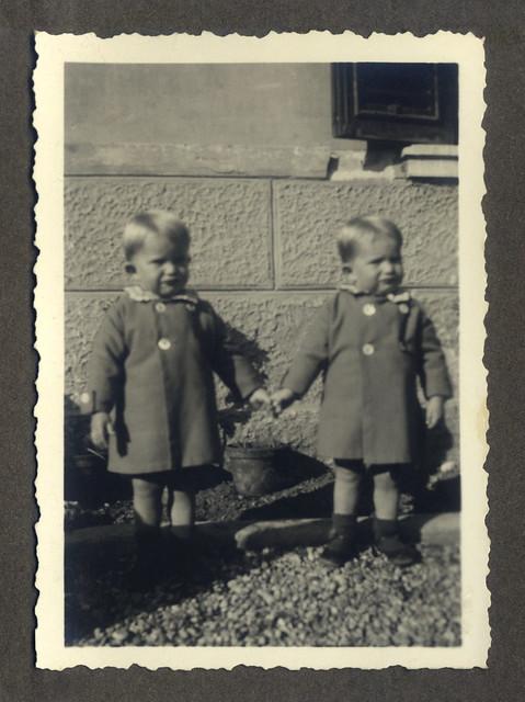 i gemelli a Vicenza - 18 novembre 1936