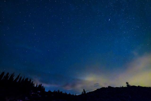 Giacobini Zinner Comet