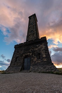 Peel Monument | by robbaxter71